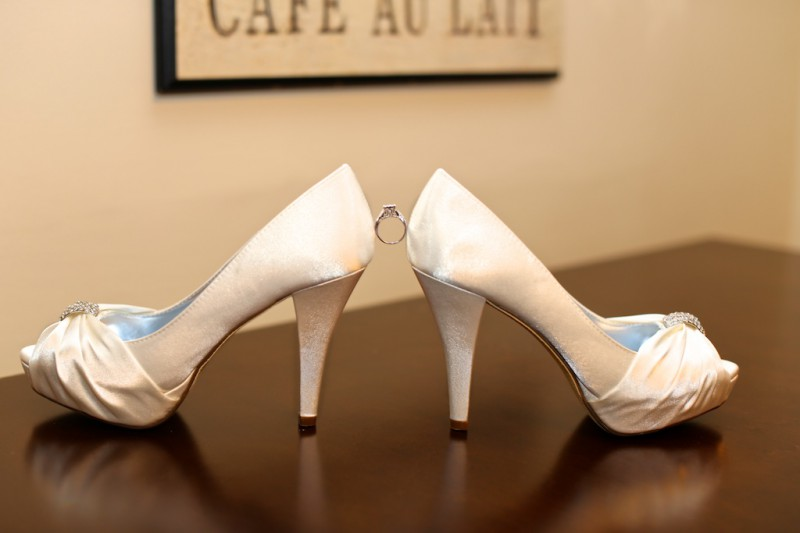 Details....ring and shoes