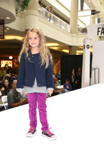 SO Adorable!!!!  Kid Gap models....they stole the show.